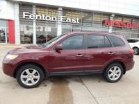 This 2008 Hyundai Santa Fe Limited is proudly offered