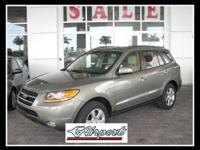 Options Included: N/AThis 2008 Hyundai Santa Fe Limited