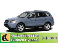 This vehicle is located at Burdick Hyundai in Driver's