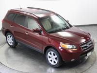 You can expect a lot from the 2008 Hyundai Santa Fe!
