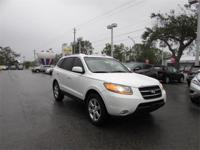 2008 Hyundai Santa Fe Limited ** Leather Package,* LOW