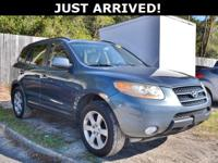 This 2008 Hyundai Santa Fe Limited features:  Clean