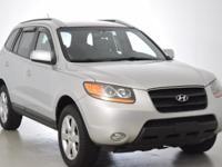 Recent Arrival! Hyundai Santa Fe SE Odometer is 33342