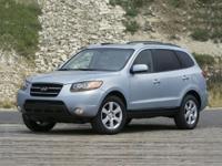 Recent Arrival! 2008 Hyundai Santa Fe Limited Platinum