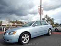 Beautiful 1 owner 2008 Hyundai Sonata LIMITED with ONLY