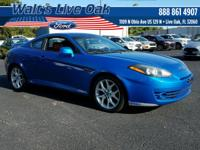 New Price! 2008 Tiburon Hyundai Buy From the #1