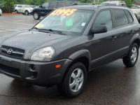 2008 Hyundai Tucson 55k miles Very very clean small