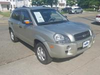 This 2008 Hyundai Tucson GLS is offered to you for sale