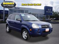 This outstanding example of a 2008 Hyundai Tucson GLS