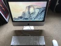 Beautiful 08 iMac running Yosemite In great condition,