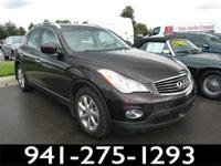 2008 Infiniti EX35 Our Location is: Mercedes-Benz of