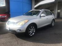 This outstanding example of a 2008 INFINITI EX35 is