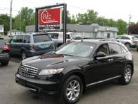 2008 INFINITI FX35 AWD 4dr Our Location is: The Wiz