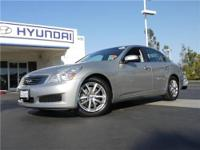 2008 Infiniti G35 Navigation Package (9.3GB Music Hard