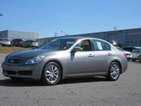 Looking for a clean, well-cared for 2008 INFINITI G35