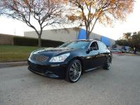 2008 Infiniti G35S SPORT. 1 OWNER. NAVIGATION. BACK