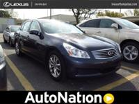 2008 Infiniti G35 Sedan Our Location is: Lexus Of Tampa