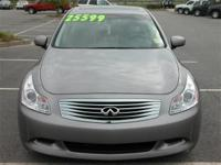 Options Included: Infiniti Navigation System (Hdd),