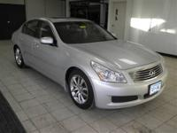 G35 X 5-Speed Automatic Electronic with Overdrive AWD