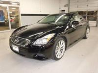 2D Coupe, 3.7L V6 DOHC 24V, 6-Speed Manual, RWD, Black,
