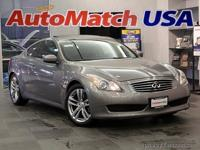 2008 Infiniti G37 Coupe Base Amethyst Graphite over
