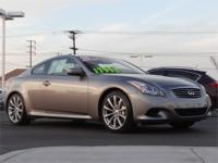 Super clean G37S coupe in fantastic one owner condition