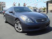 2008 Infiniti G37 Journey Coupe * 1 Owner / No Accident