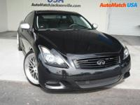Boasts 24 Highway MPG and 18 City MPG! This Infiniti