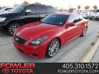G37 Sport! Navigation! Power Sunroof! Leather Interior!