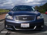 Description Make: Infiniti Year: 2008 VIN Number:
