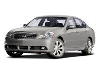 This 2008 Infiniti M35 L will sell fast -Leather