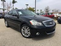 Options:  2008 Infiniti M35 Tech Pkg|Black|6