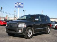 Exterior Color: black, Body: SUV, Engine: 5.6L V8 32V