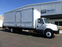 Box Truck For Sale In Colorado. Maxon Aluminum Tuck