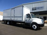 Box Truck For Sale In Colorado. Van Trucks Box Vans
