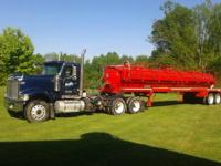 International 5900i Paystar And 2010 Dragon 130 barrel