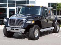 **INTERNATIONAL 4X4 MXT SPECIAL EDITION** ONE