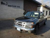 Manual transmission Isuzu i-290 well equipped for the