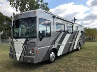 2008 Itasca Latitude M-37G Class A GM Workhorse Pusher