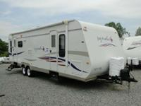 2008 Jay Feather Jay Feather LGT 29 D ONE OWNER! EXTRA