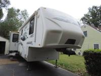 Length: 39 feet Year: 2008 Make: Jayco Model: Designer