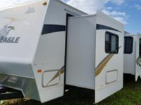 2008 Jayco Eagle Travel Trailer 320 RLDS WGT. 8020 2
