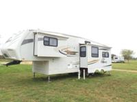 2008 Jayco Eagle 5th Wheel. 2008 Jayco Eagle 29RLTS 35