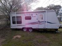 2008 Jayco Feather Lite Travel Trailer This wonderful