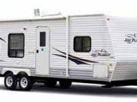2008 Jayco Jay Feather 26BH Travel Trailer This lovely
