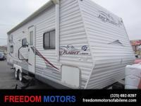 This 2008 Jay Flight G2 Bunkhouse is REALLY NICE!!! The
