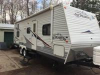 2008 Jayco Jay Flight G2 Travel Trailer. Length 26FT-