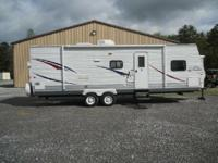 Used 2008 Jayco JayFlight M27 RBS travel trailer in