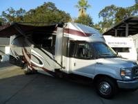 """2008 Jayco Melbourne 29D Class """"B+"""" W/3 Slide-outs Ford"""