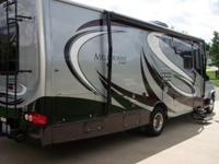 2008 Jayco Melbourne Motor Home. Class C 26 ft Ford